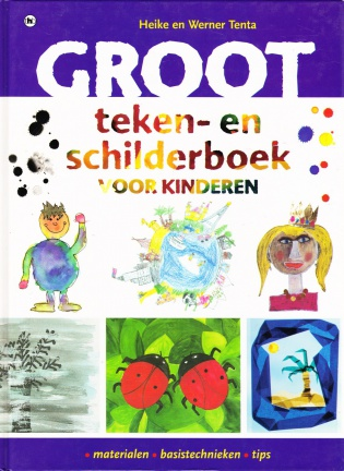 Groot teken- en schilderboek voor kinderen